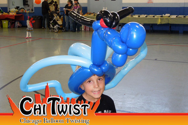 Dragon Hat Balloon