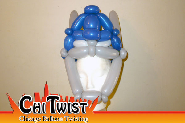 Transformers Balloon Hat