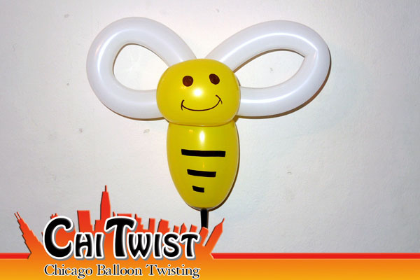 Little Bee Balloon