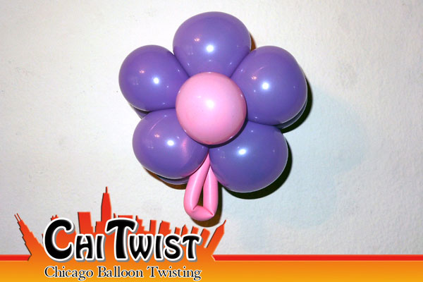 Flower Ring Balloon