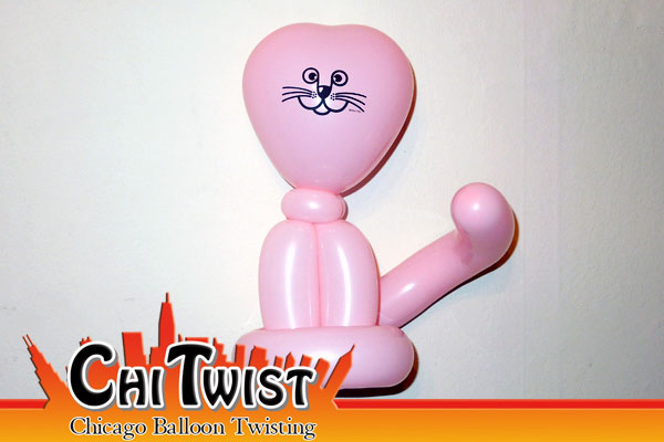 Kitty Cat Balloon