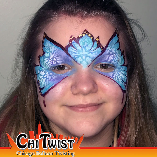 Chicago Face Painter