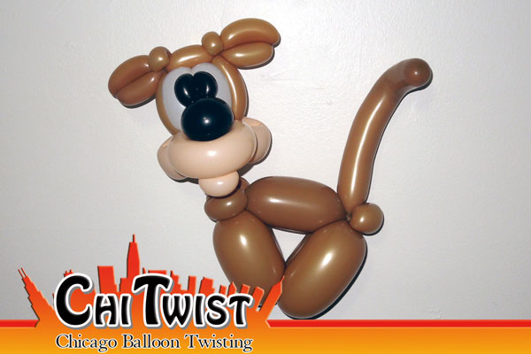 Puppy Balloon
